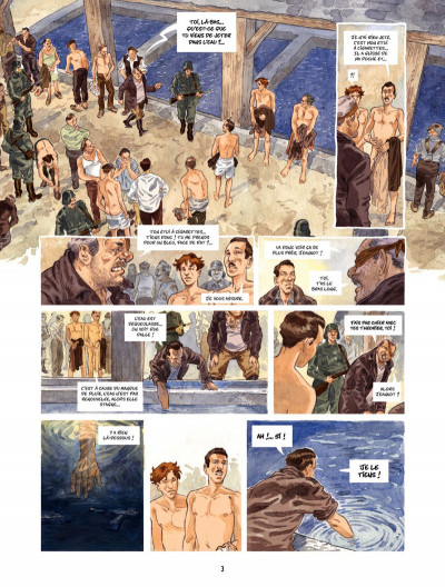 Page 2 Les Souliers rouges tome 2 - L'Albinos