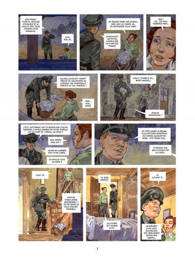 Page 6 Les Souliers rouges tome 2 - L'Albinos