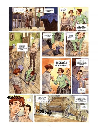 Page 8 Les Souliers rouges tome 2 - L'Albinos
