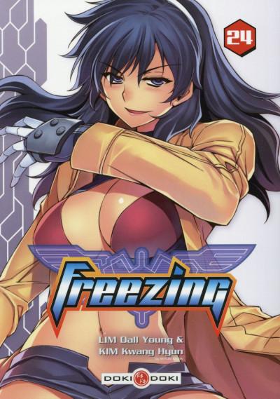 image de Freezing tome 24