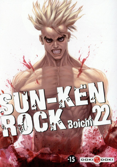 image de Sun-Ken Rock tome 22