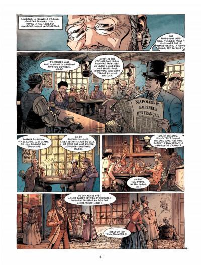 Page 3 Moses Rose tome 1 - La balade de l'Alamo