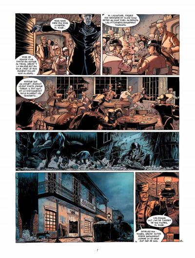 Page 6 Moses Rose tome 1 - La balade de l'Alamo
