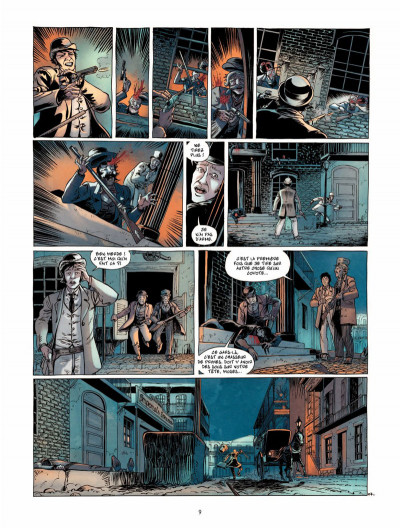 Page 8 Moses Rose tome 1 - La balade de l'Alamo