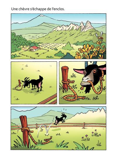 Page 1 La Chèvre de M. Seguin