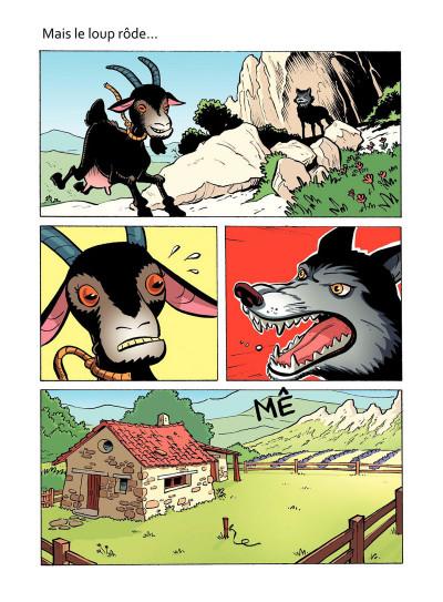Page 2 La Chèvre de M. Seguin