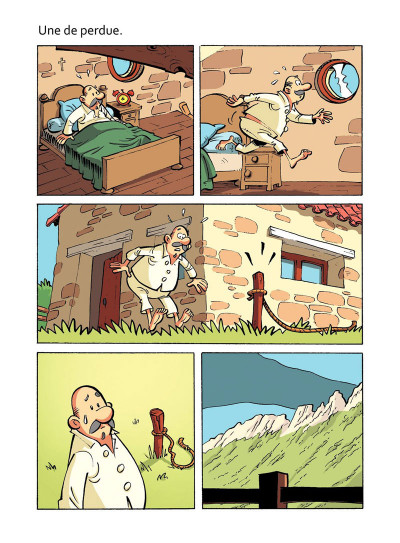 Page 3 La Chèvre de M. Seguin