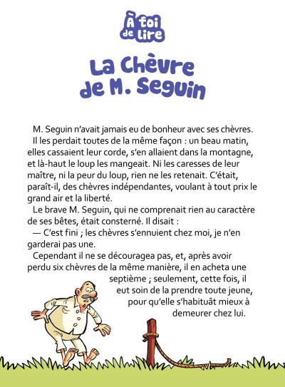 Page 6 La Chèvre de M. Seguin