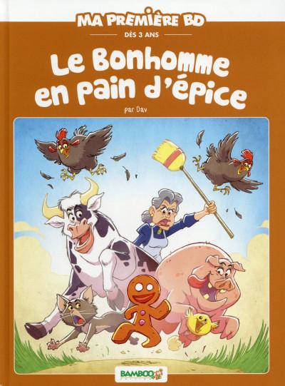 image de Le Bonhomme en pain d'épice
