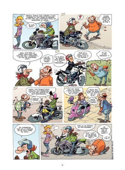 Page 5 Les Fondus de moto tome 7