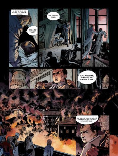 Page 2 La Nuit de l'Empereur tome 1 - Les vieilles moustaches
