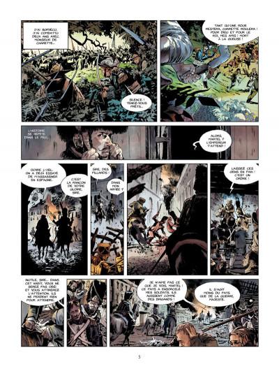 Page 4 La Nuit de l'Empereur tome 1 - Les vieilles moustaches