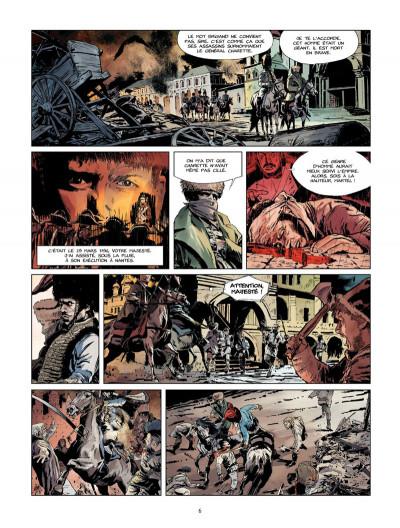 Page 5 La Nuit de l'Empereur tome 1 - Les vieilles moustaches