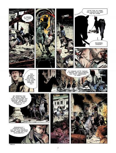 Page 6 La Nuit de l'Empereur tome 1 - Les vieilles moustaches