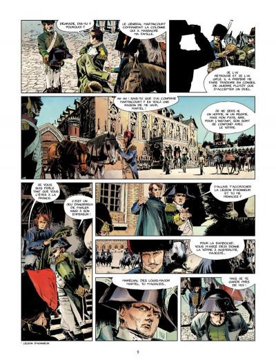 Page 8 La Nuit de l'Empereur tome 1 - Les vieilles moustaches