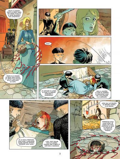 Page 4 La Vénitienne tome 2 - La Demoiselle du Grand Canal