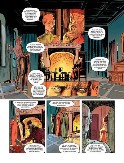 Page 5 La Vénitienne tome 2 - La Demoiselle du Grand Canal
