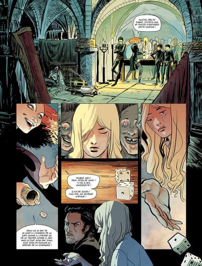 Page 6 La Vénitienne tome 2 - La Demoiselle du Grand Canal