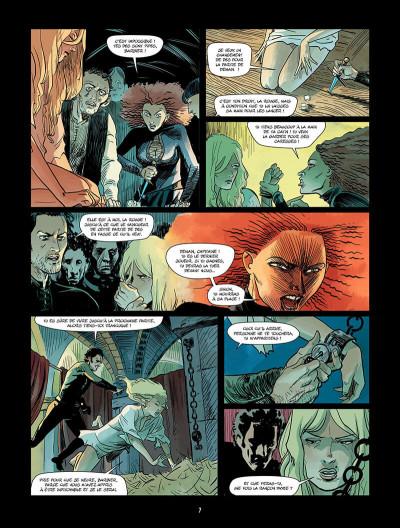 Page 8 La Vénitienne tome 2 - La Demoiselle du Grand Canal