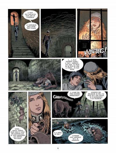 Page 3 Hindenburg tome 3 - La foudre d'Ahota