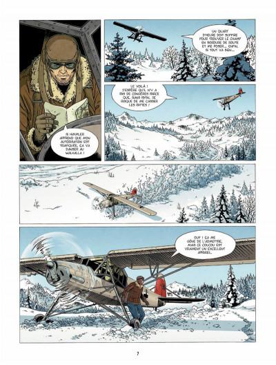 Page 6 Hindenburg tome 3 - La foudre d'Ahota
