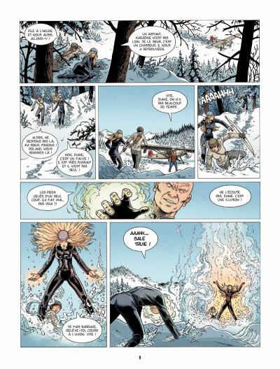 Page 7 Hindenburg tome 3 - La foudre d'Ahota