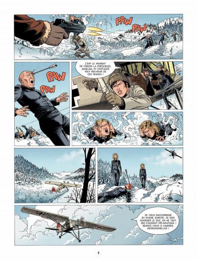 Page 8 Hindenburg tome 3 - La foudre d'Ahota