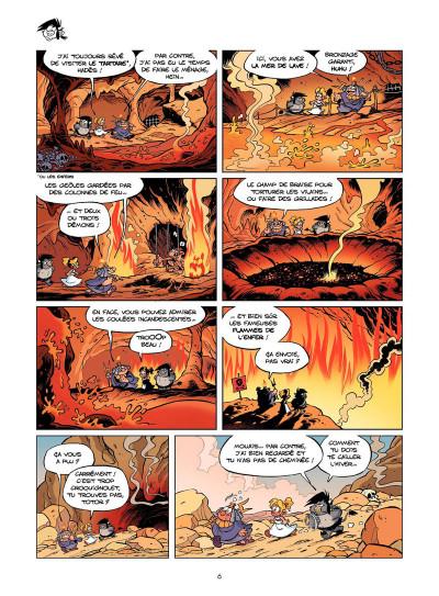 Page 5 Les Petits Mythos tome 5 - Détente aux Enfers
