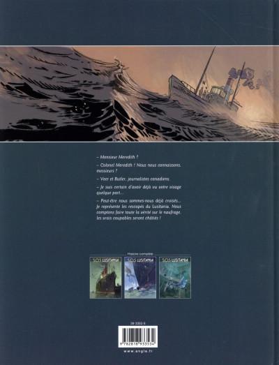 Dos S.O.S Lusitania tome 3