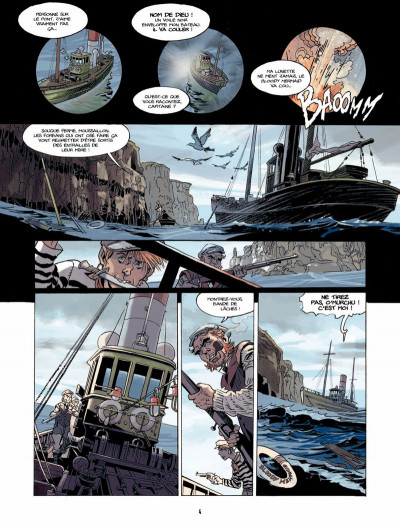 Page 3 S.O.S Lusitania tome 3