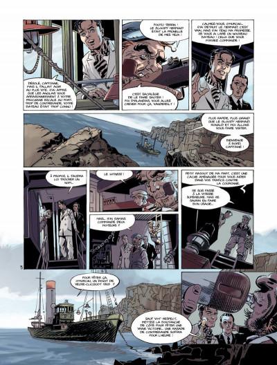 Page 4 S.O.S Lusitania tome 3