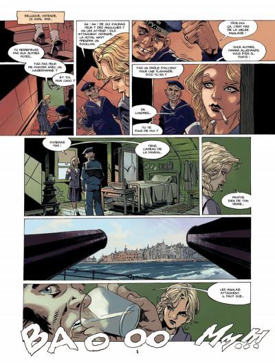 Page 5 S.O.S Lusitania tome 3