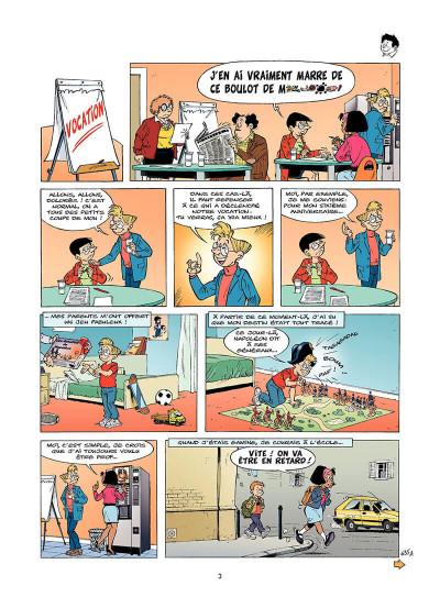 Page 4 Les Profs tome 17 - Sortie scolaire