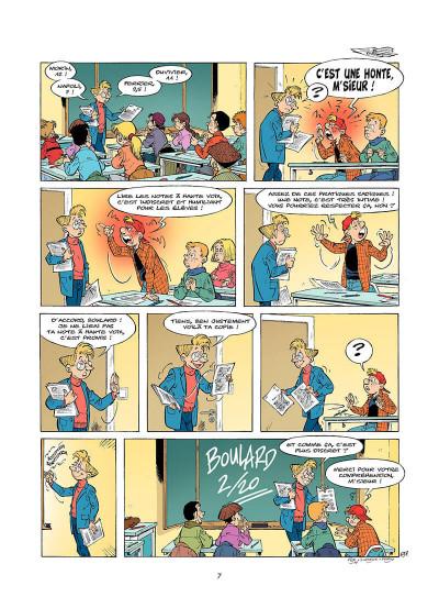Page 8 Les Profs tome 17 - Sortie scolaire