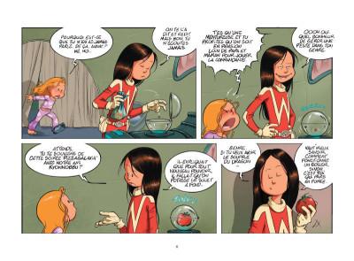 Page 2 Les Super Sisters tome 2 - Partie 1 (sous étui)