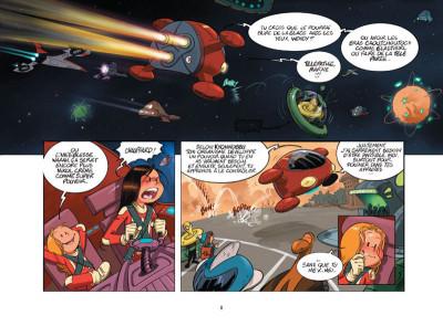 Page 4 Les Super Sisters tome 2 - Partie 1 (sous étui)