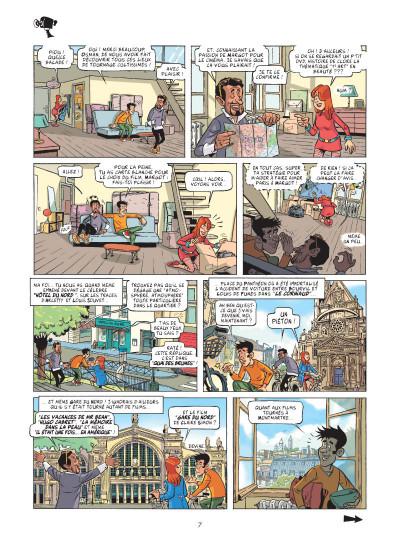 Page 4 Ca, c'est Paris ! tome 1