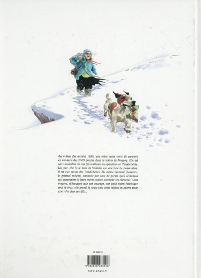 Dos Amère Russie - Intégrale N&B tome 1 + tome 2
