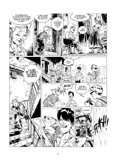 Page 3 Amère Russie - Intégrale N&B tome 1 + tome 2