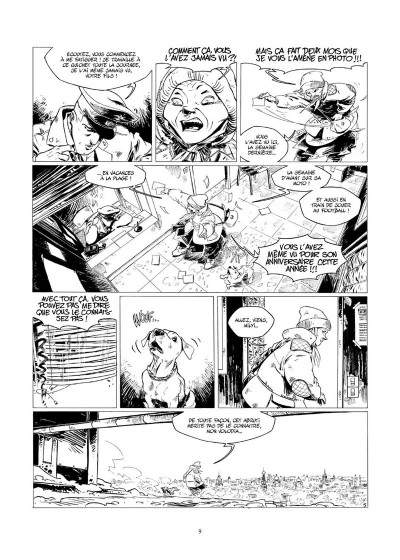 Page 6 Amère Russie - Intégrale N&B tome 1 + tome 2