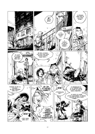 Page 9 Amère Russie - Intégrale N&B tome 1 + tome 2