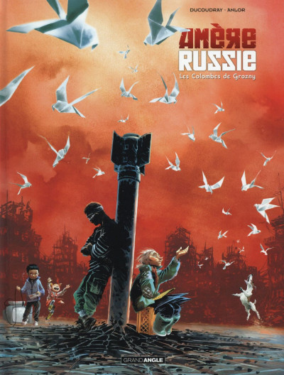 Couverture Amère Russie tome 2