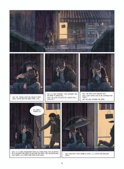 Page 1 Où sont passés les grands jours ? tome 2