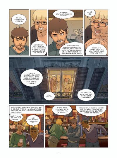 Page 2 Où sont passés les grands jours ? tome 2