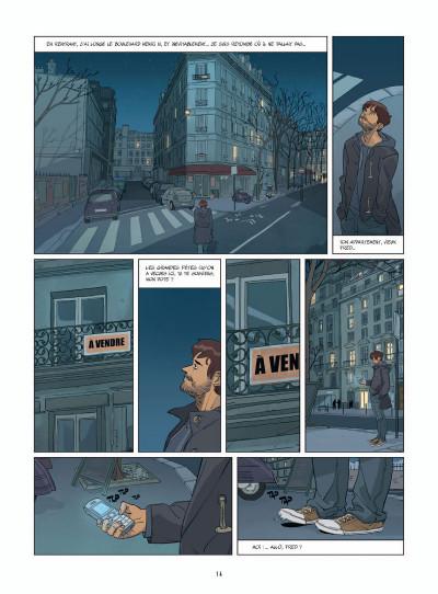 Page 3 Où sont passés les grands jours ? tome 2