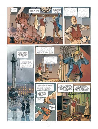 Page 4 Les Naufragés du Métropolitain tome 1 - les rats de Saint-Eloi