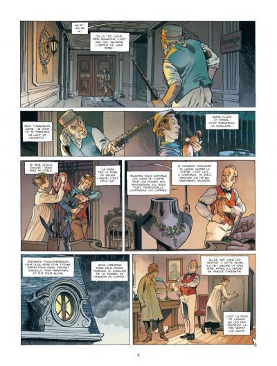 Page 6 Les Naufragés du Métropolitain tome 1 - les rats de Saint-Eloi