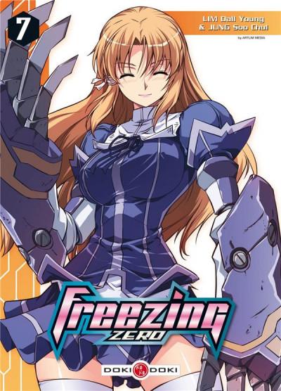 image de Freezing Zero tome 7