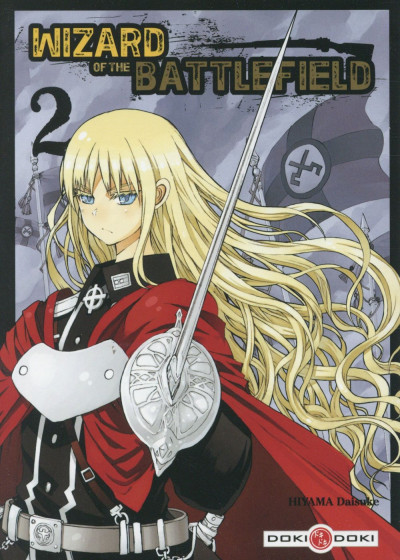 Couverture Wizard of the Battlefield tome 2