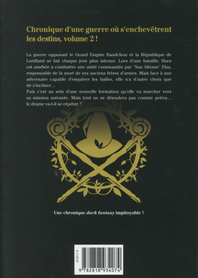 Dos Wizard of the Battlefield tome 2